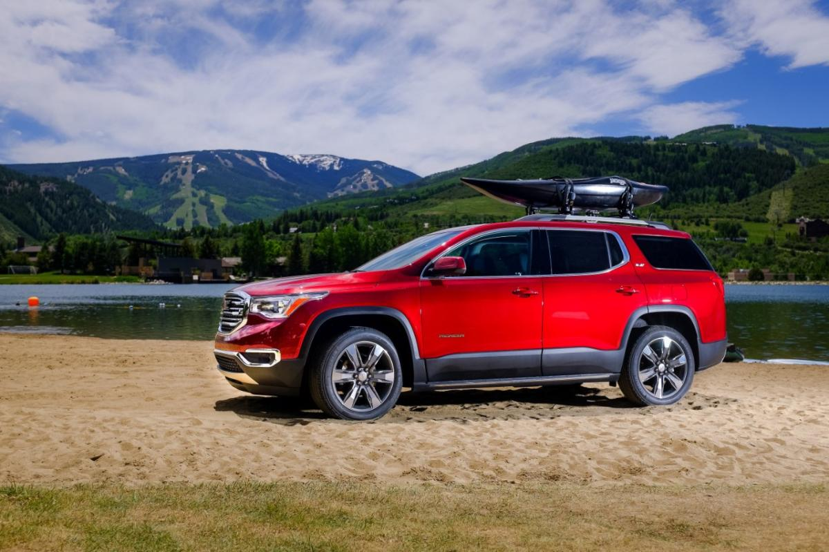 GMC Acadia Shift to Park Issues Cause Lawsuit