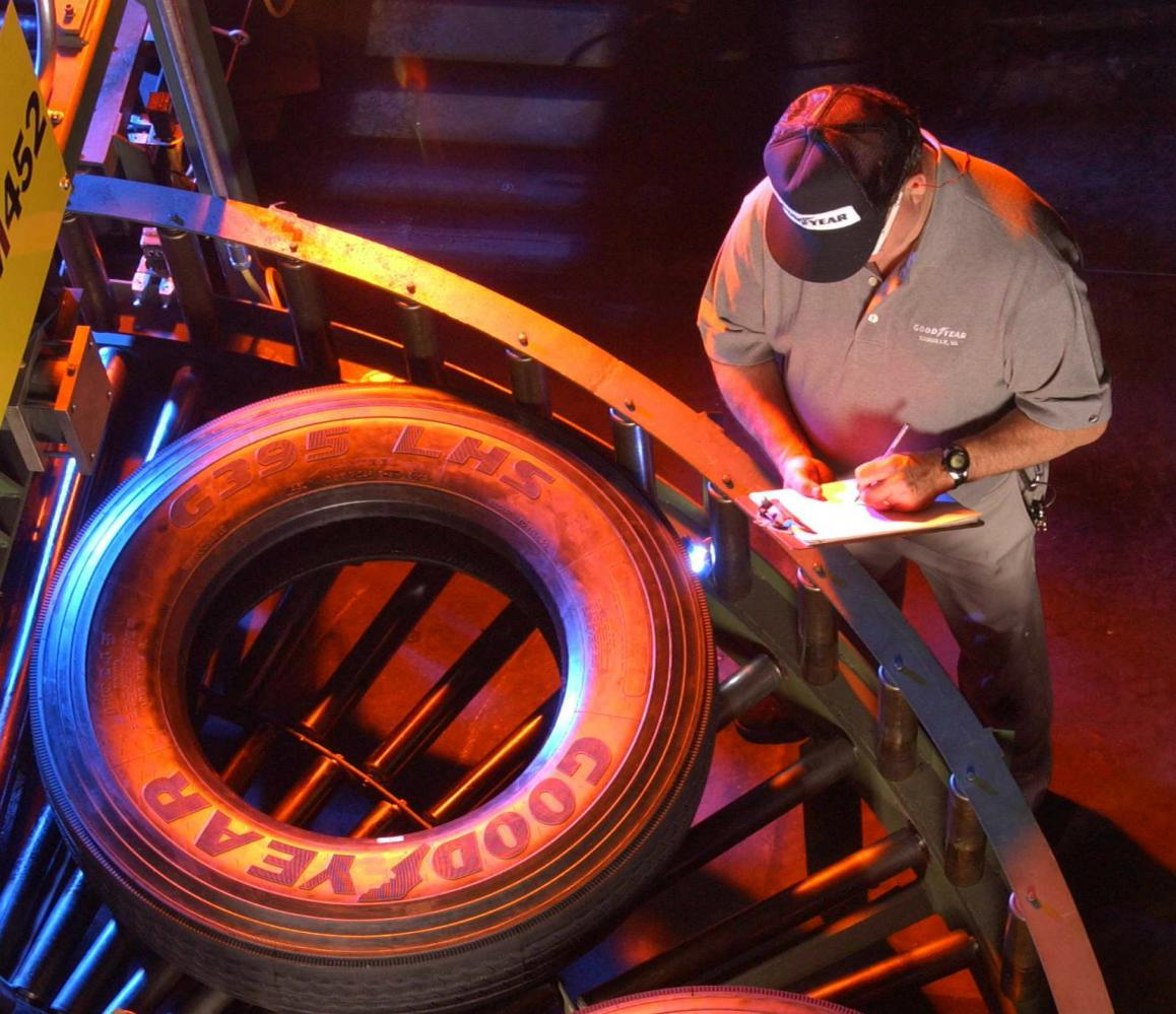 Goodyear G286A Tire Lawsuit Ends With 33 Million Jury Verdict