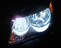 Halogen Headlights vs LED and HID Headlights