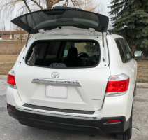 Toyota Highlander Liftgate Problems Cause Class-Action Lawsuit
