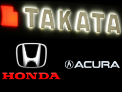 Takata Airbags Cause Honda to Recall 2.2 Million Vehicles