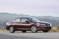 Honda Accord Driveshaft Recall Issued Due To Corrosion