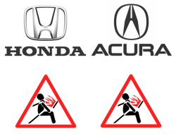 Honda and Acura Recall 1.1 Million Vehicles Over Takata Airbags