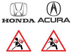 Acura Airbag Recall >> Honda And Acura Recall 1 1 Million Vehicles Over Takata Airbags
