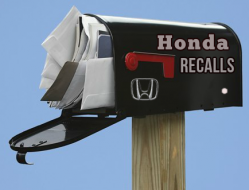 Honda Recalls More Vehicles To Fix Exploding Air Bags