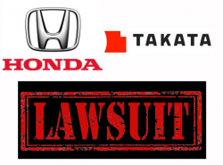 Honda and Takata Sued After Airbag Sends Shrapnel Into Woman's Chest
