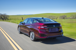 Honda Clarity Fuel Cell Recall Ordered For 1,082 Cars