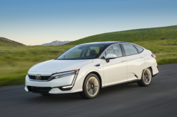 Honda Clarity Fuel Cell Recall Issued For Water Pumps