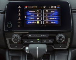Honda CR-V Infotainment Lawsuit Says Display Screens Malfunction