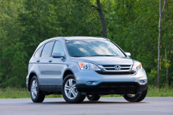 Honda Recalls CR-V to Fix Passenger Frontal Airbags