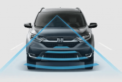 Honda CR-V Sensing Lawsuit Says SUVs Suddenly Stop In The Road