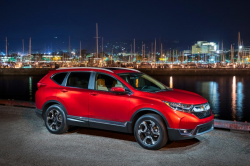 Honda Recalls CR-Vs Over Loose Subframe Bolts