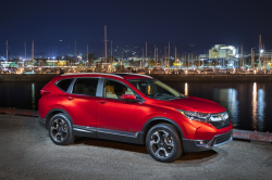 Lawsuit Says 2015-2017 Honda CR-V SUVs Have Fuel Odor Problems