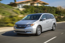 Honda Sued By Insurance Company After Odyssey Fire