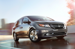 Honda Recalls 255,000 Odyssey Minivans For Seatback Problems