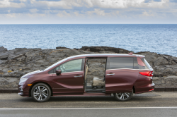 Honda Odyssey Power Sliding Door Problems Cause Recall