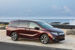 Honda Recalls Odysseys With Power Sliding Doors