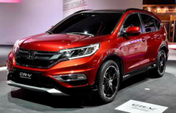 Honda Recalls 2016 CR-V After Takata Airbag Explodes