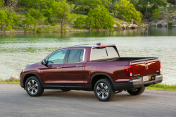 Honda Ridgeline Recalled To Replace Fuel Pumps and Covers