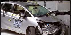Honda Upgrades 2015 Honda Fit Front Bumpers To Pass Crash Test