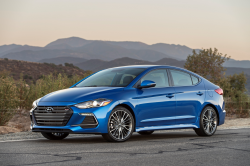 Hyundai Recalls 2017 Elantra For Bad Brake Boosters