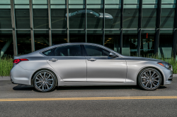Hyundai Genesis ABS Module Fire Recall: Park Outside
