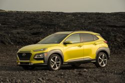 Hyundai Kona Recall Issued Over Axle Weight Labels
