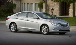 Hyundai Recalls Sonatas With Brake Lights That Stay On