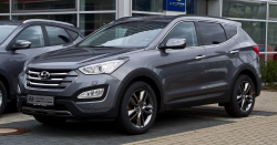 Hyundai Agrees to Settle Santa Fe Engine Stall Lawsuit