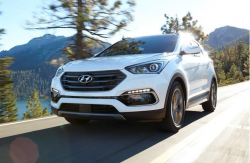 Hyundai Recalls Santa Fe SUVs With Hoods That Can Fly Open