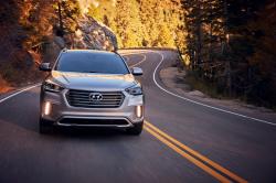Hyundai Recalls Santa Fe SUVs That May Need New Engines