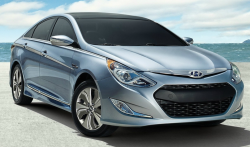 Hyundai Recalls Sonatas and Sonata Hybrids For 2nd Time