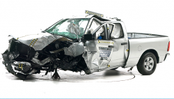 Ford F-150 SuperCab Takes Top Crash Test Award