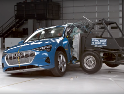 New Side Crash Test Will Be More Realistic, Says IIHS