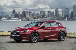 Infiniti Recalls QX30 To Keep Airbags From Accidently Deploying