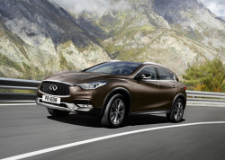 Infiniti Recalls 2017 QX30 SUVs to Fix Autoliv Airbags