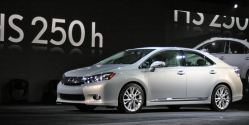 No Investigation For Alleged Lexus Unintended Acceleration Problems