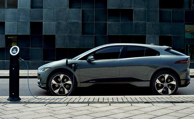 Jaguar I PACE Recall Issued For Braking Problems