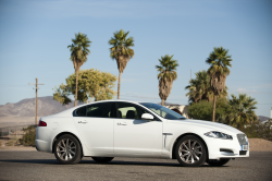 2010-2012 Jaguar XF Gas Smell Recall Investigated