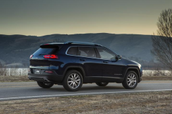 Jeep Cherokees Recalled For Rollaway Dangers