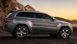 Jeep Grand Cherokee Automatic Braking Investigation Closed