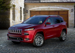 Jeep Cherokees and Chrysler Pacificas Recalled Over Halfshafts