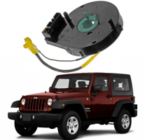 Jeep Wrangler Airbag Clockspring Investigation Upgraded