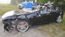 NTSB Releases Details of Fatal Tesla Model S Crash