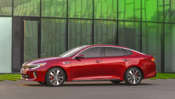 Kia Recalls One (1) Optima to Fix Airbag Problems