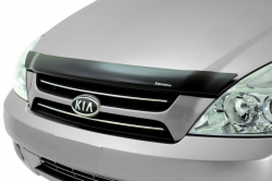 Kia Sedona Recalled To Keep Hoods Closed When Driving