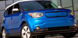 Kia Soul EV SUVs Recalled For Rollaway Problems
