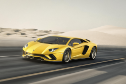 Lamborghini Aventador Recalled Over Fire Dangers