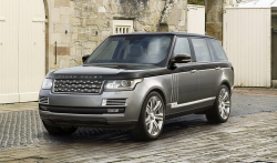 Land Rover Recalls Range Rovers For Door Latch Problems