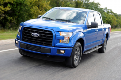 Ford F-150 Door Latch Lawsuit Says Latches Freeze
